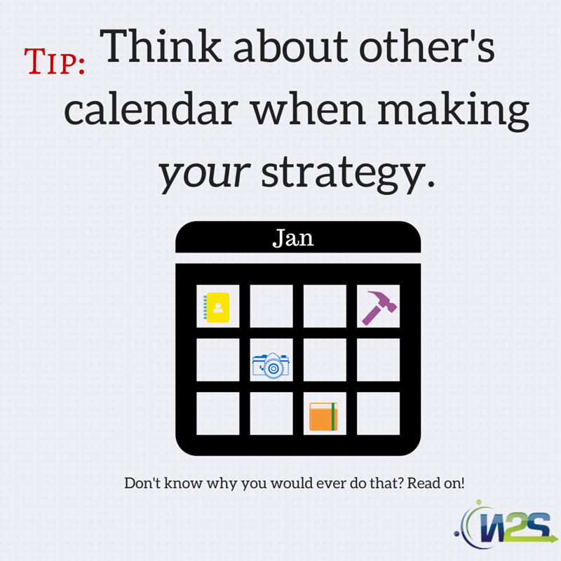 Tip to help you when creating your marketing strategy